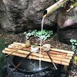 淨..攝於2007.05.31..日本水澤觀音寺..