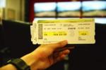 登機證..